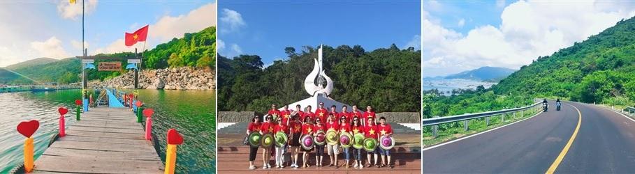 Vịnh Vũng Rô - Quy Nhơn Tourist
