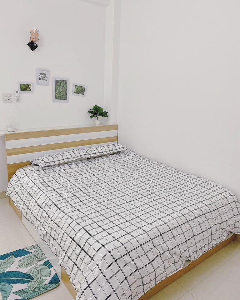 Không gian ở đây được thiết kế theo tông màu trắng tối giản - Ảnh: Chicland