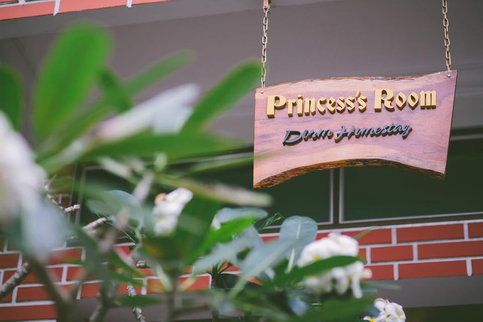 Princess's Room chính là homestay Quy Nhơn tuyệt vời cho các bạn nữ yêu màu hồng , ghét sự giả dối đó nhé - Ảnh: Princess's Room