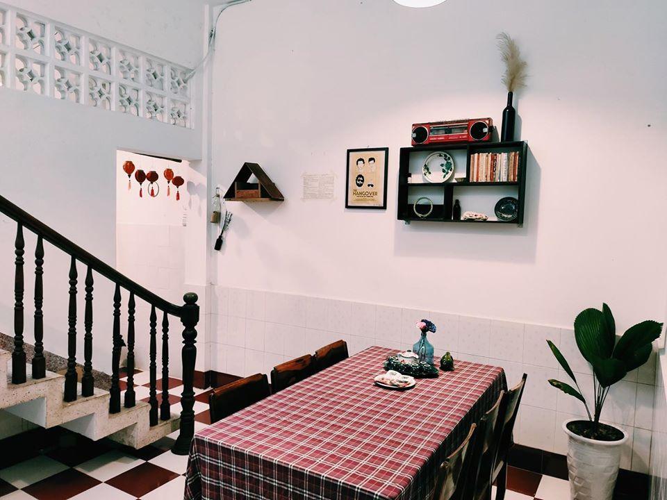 Nơi đây chỉ đơn giản là một homestay Quy Nhơn nhỏ bé có vẻ đẹp tuyệt vời của sự thân thuộc - Ảnh: The Buom House