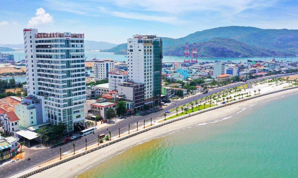 Viet Nam Taste Hotel Quy Nhon là khách sạn Quy Nhơn 4 sao giá 3 sao - Ảnh: Viet Nam Taste Hotel