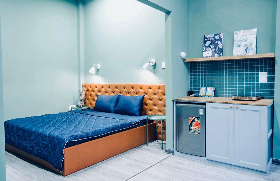 Zenn House chính là homestay Quy Nhơn thích hợp cho các gia đình hoặc các nhóm bạn trẻ đang cần tìm một không gian lưu trú riêng tư và ấm cúng - Ảnh: Zenn_House