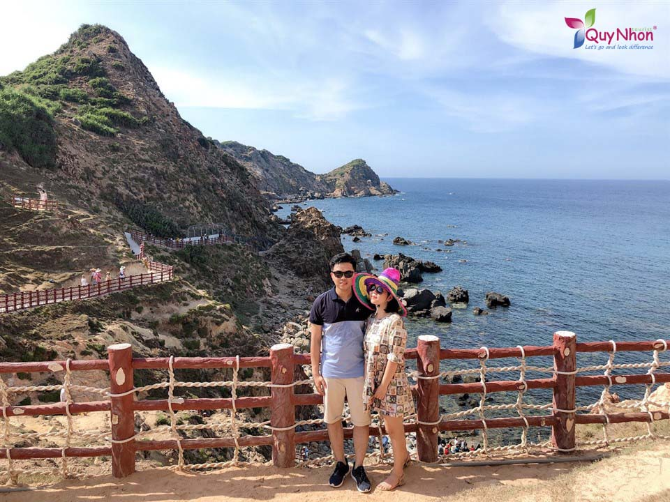 review tour ky co eo gio quy nhon tourist - vu nhat tuan