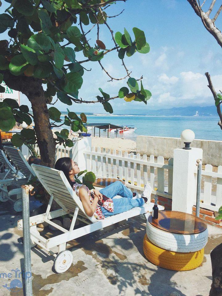 Homestay Nhơn Lý này sẽ mang đến bạn những trải nghiệm chân thật nhất về cuộc sống và con người nơi đây - Ảnh: Sunny Bay
