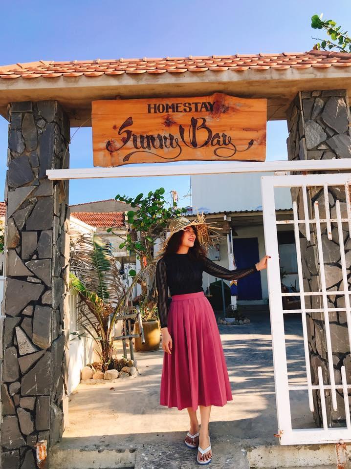Homestay dành cho những ai yêu thích du lịch bụi và khám phá những vùng đất mới - Ảnh: Sunny Bay