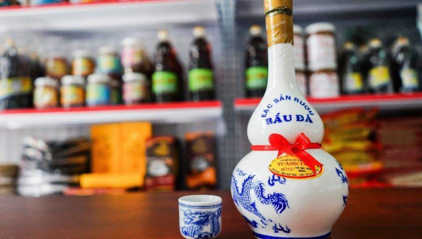 rượu Bàu Đá Bình Định