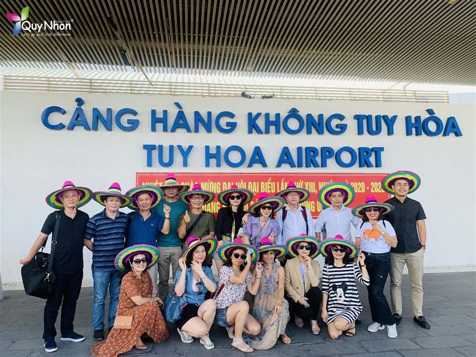 Ms Huyền Trinh - Tour Phú Yên Quy Nhơn 3 ngày 2 đêm