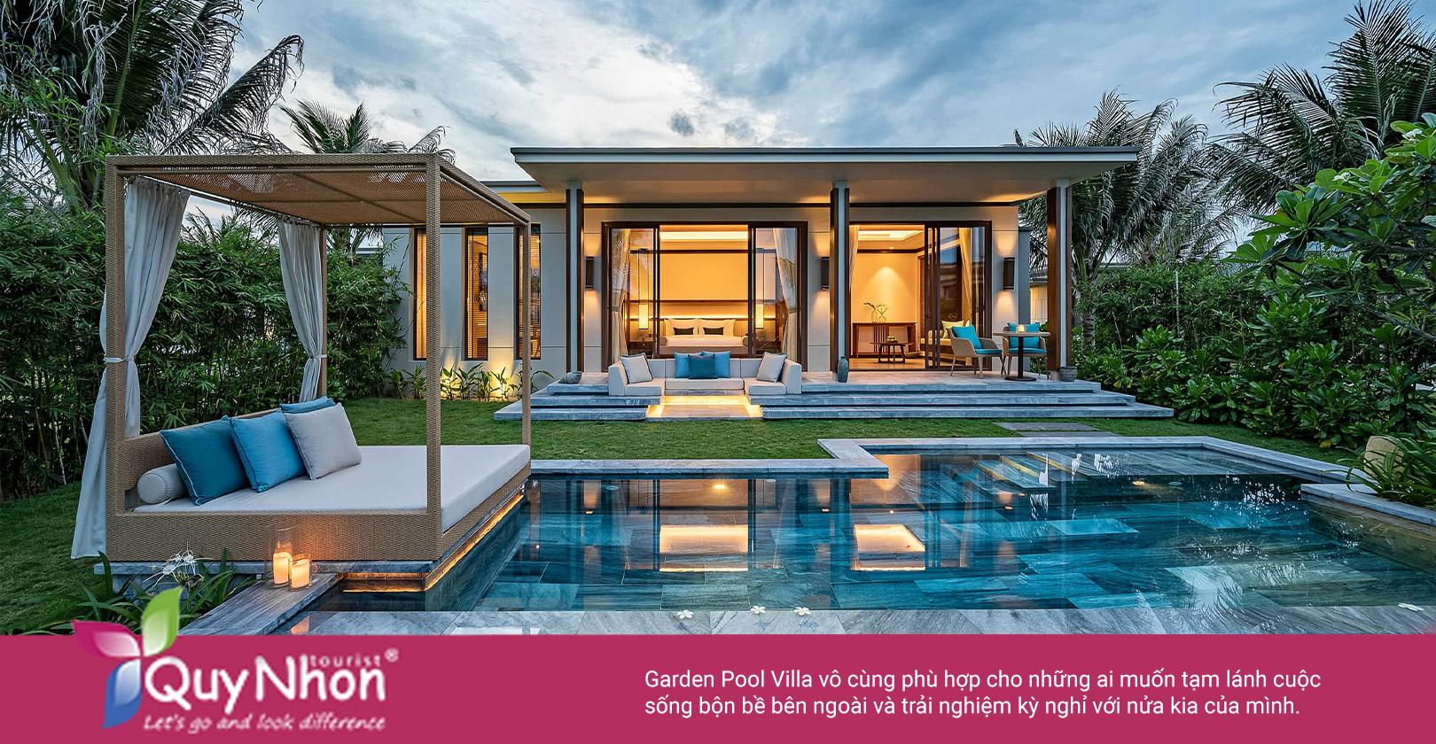 Garden Pool Villa - Ảnh: Maia
