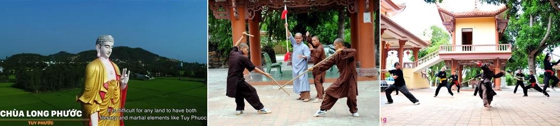 Võ đường Chùa Long Phước