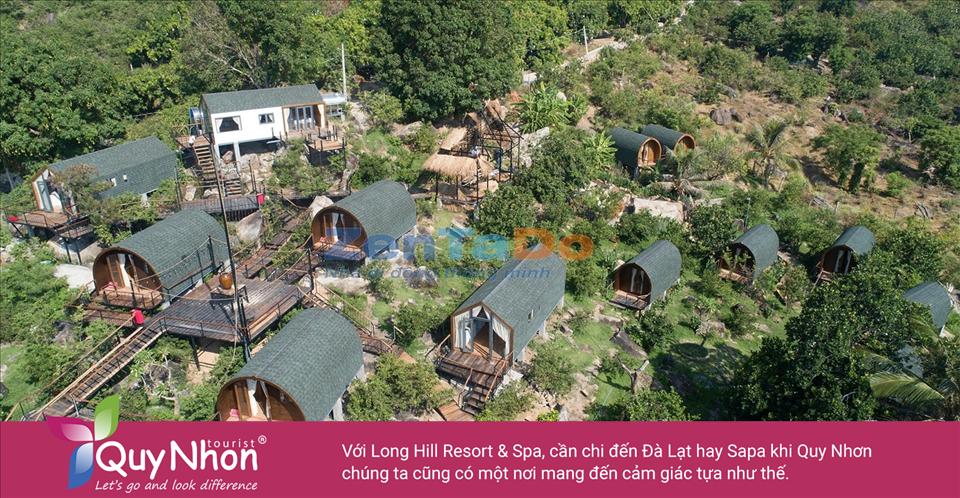 Với Long Hill Resort & Spa, cần chi đến Đà Lạt hay Sapa khi Quy Nhơn chúng ta cũng có một nơi mang đến cảm giác tựa như thế - Ảnh: Sưu Tầm