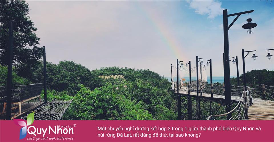 Đến với thành phố biển Quy Nhơn xinh đẹp, thì Long Hill Resort & Spa chính là sự lựa chọn tuyệt vời - Ảnh: Sưu Tầm