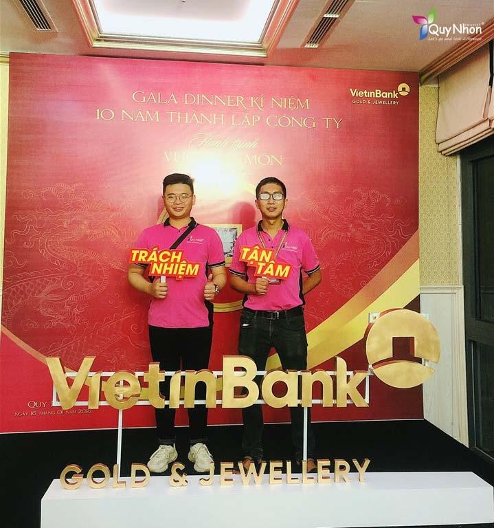 vietinbank gold - tour team building quy nhon 3 ngay 2 dem - quynhontourist