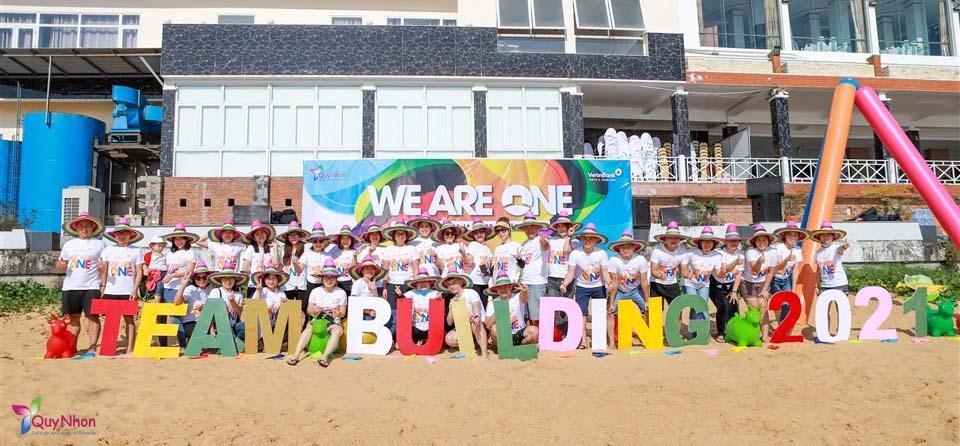vietinbank gold - tour team building quy nhon 3 ngay 2 dem
