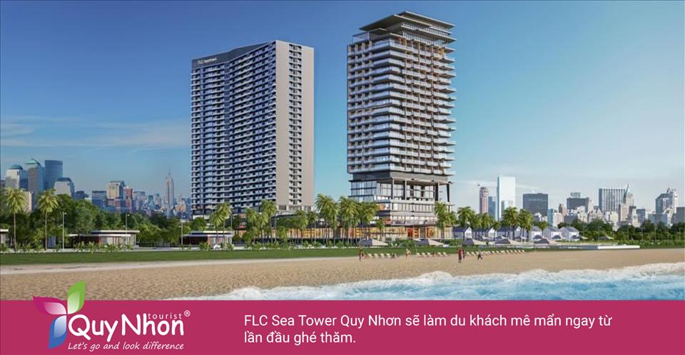 FLC Sea Tower Quy Nhơn sẽ làm du khách mê mẩn ngay từ lần đầu ghé thăm.