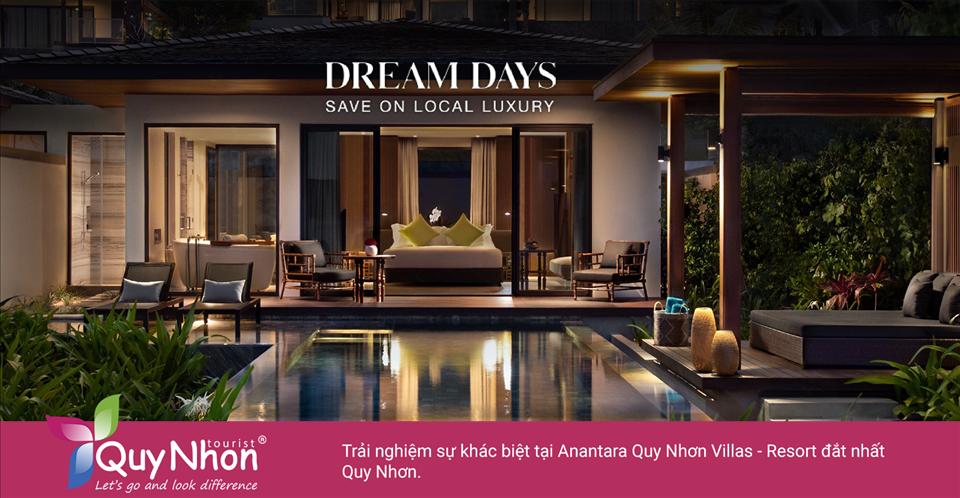 Trải nghiệm sự khác biệt tại Anantara Quy Nhơn Villas - Resort đắt nhất Quy Nhơn.