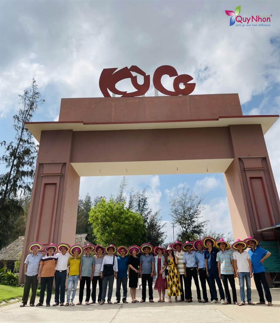 Công ty cao su Mang Yang - Tour 2 đảo hòn khô kỳ co