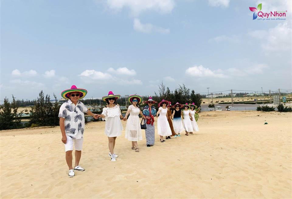 tour đồi cát phương mai - kỳ co - eo gió - cảm nhận mr nghĩa