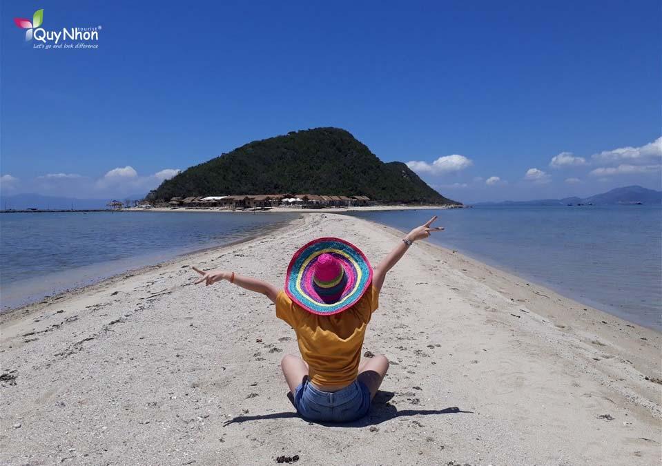 tour đảo Điệp Sơn 1 ngày từ tuy hòa - phú yên - quy nhon tourist