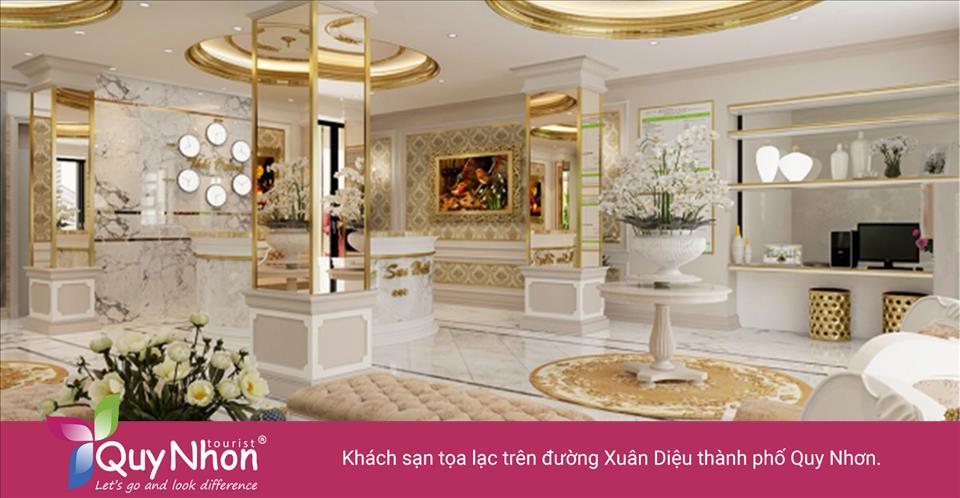 Khách Sạn tọa lạc trên đường Xuân Diệu thành phố Quy Nhơn - Ảnh: Sưu Tầm