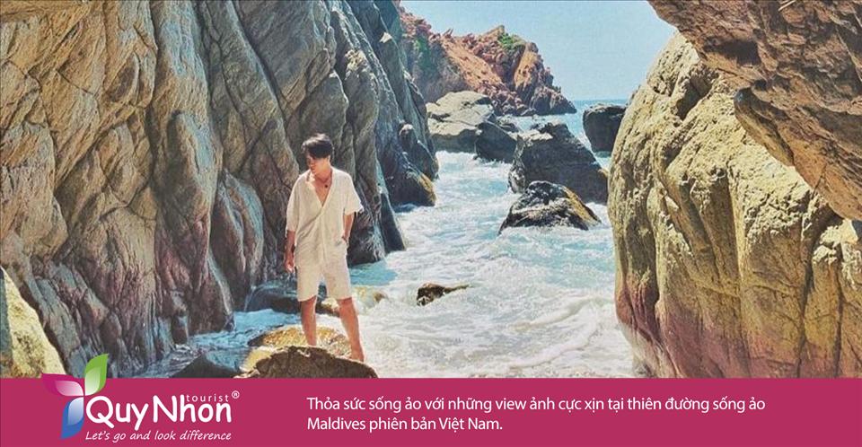 Thỏa sức sống ảo với những view ảnh cực xịn tại thiên đường sống ảo Maldives phiên bản Việt Nam.