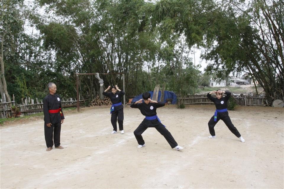 Võ đường Lê Xuân Cảnh - Võ cổ truyền Bình Định