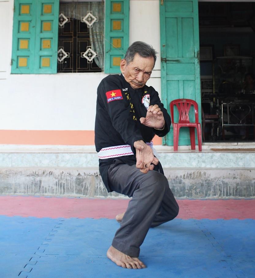 Võ đường Phi Long Vịnh - Võ cổ truyền Bình Định