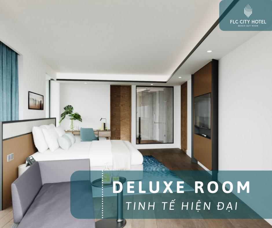 FLC City Hotel Beach - Deluxe Room