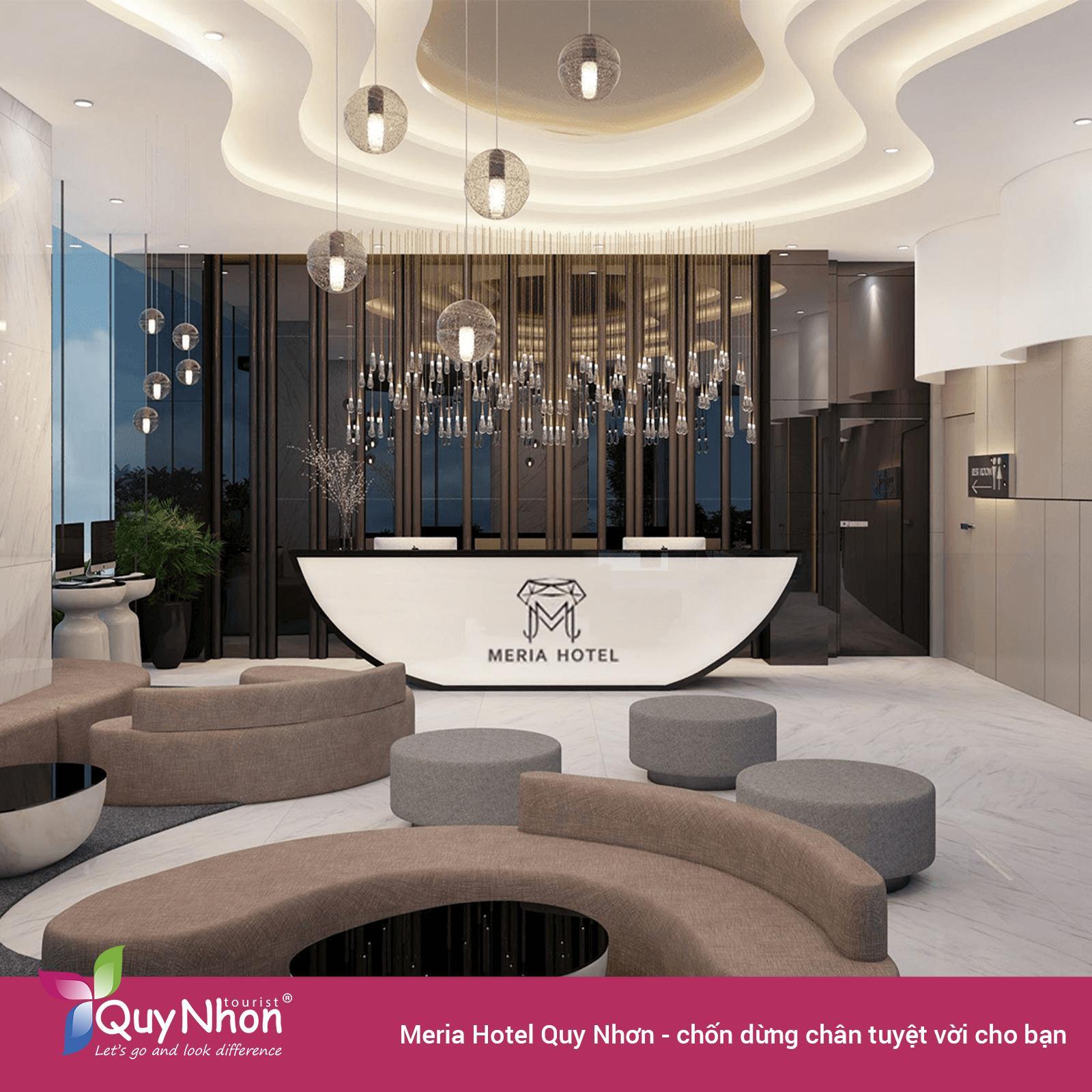 Meria Hotel Quy Nhơn - chốn dừng chân tuyệt vời.