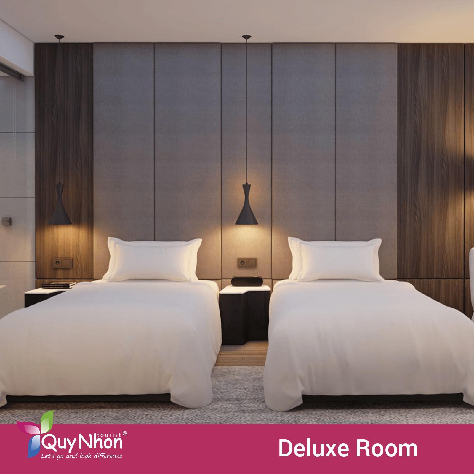 Meria Hotel Quy Nhơn - Deluxe Room.