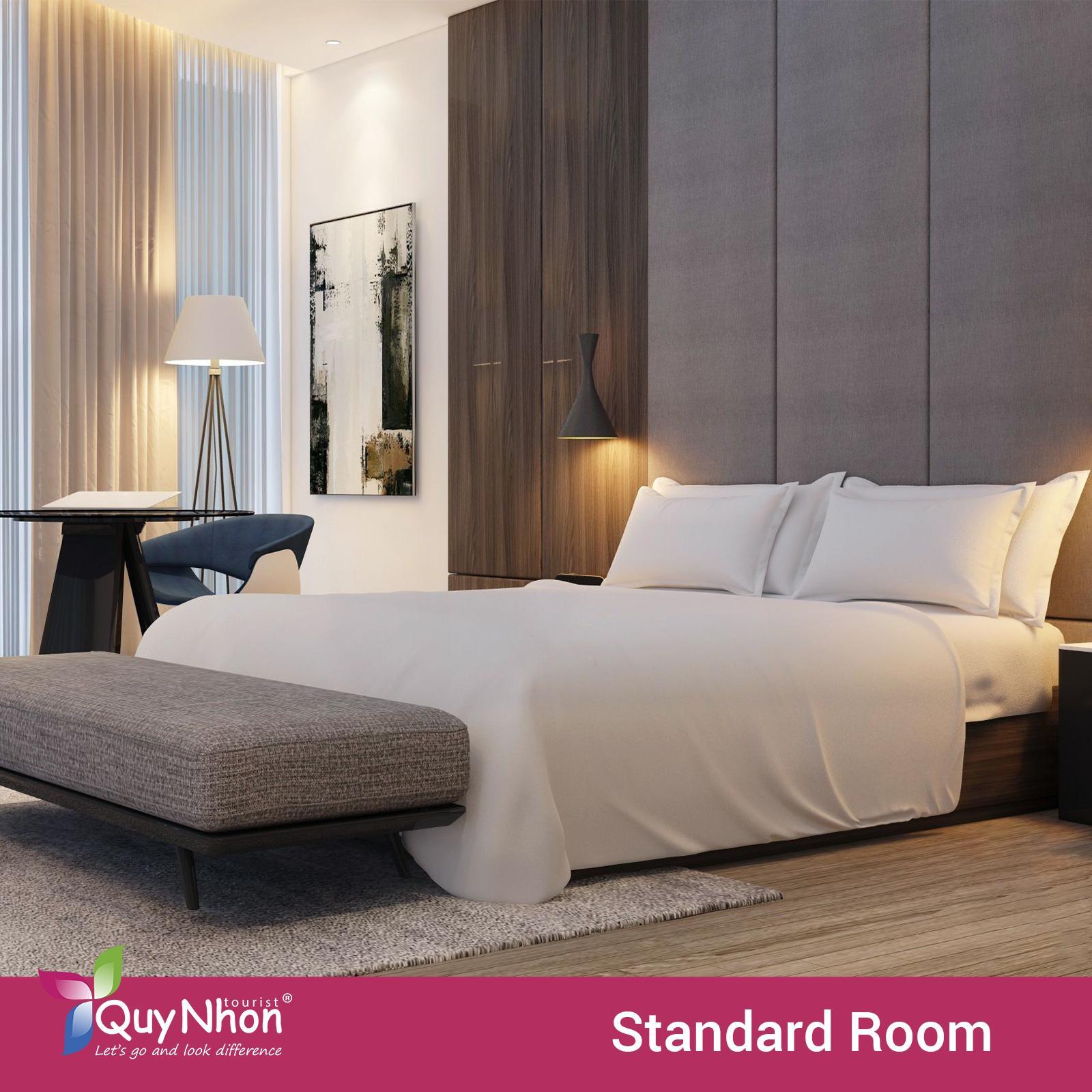 Meria Hotel Quy Nhơn - Standard Room.