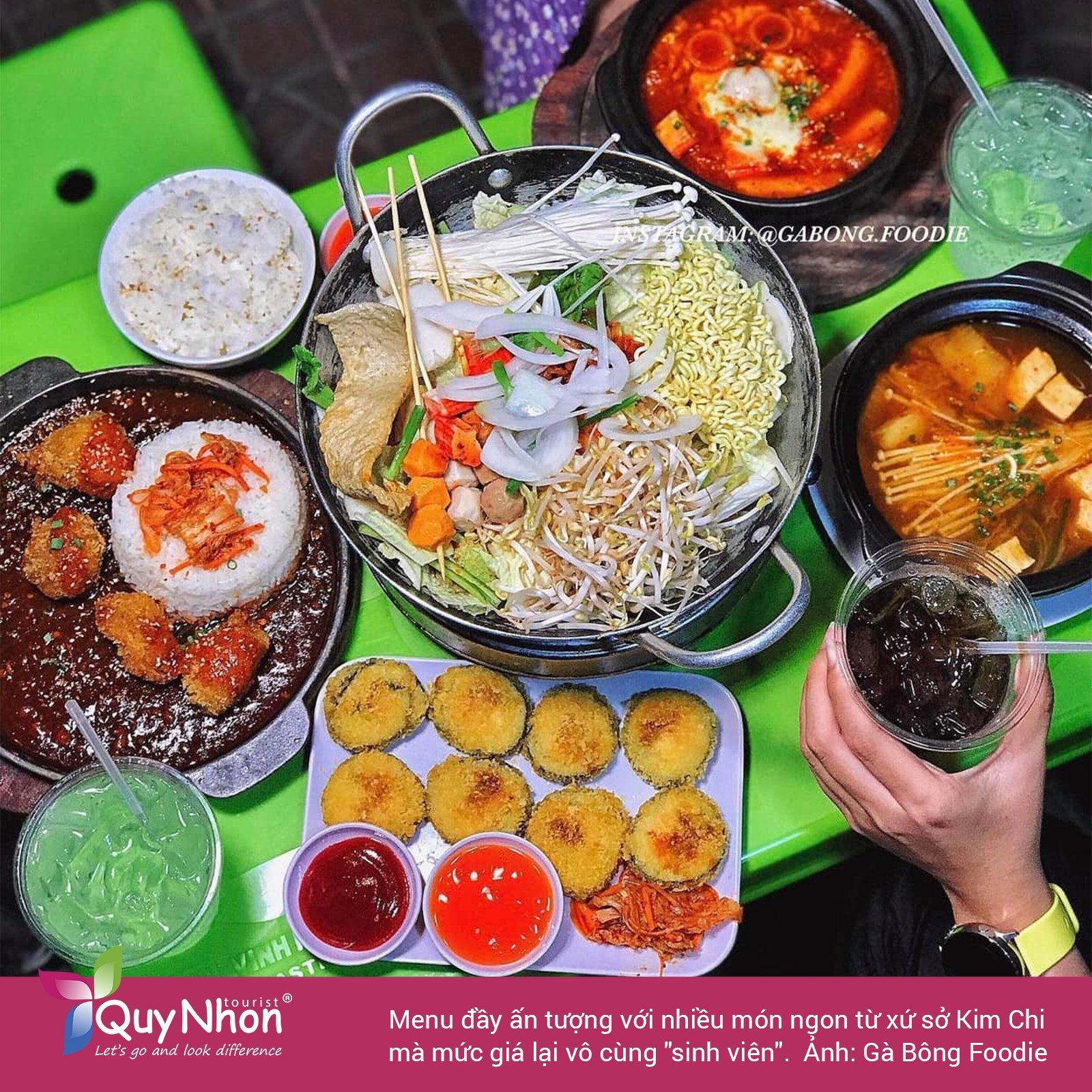 Ăn vặt Quy Nhơn - những món được ưa chuộng nhất tại Pepa Kitchen
